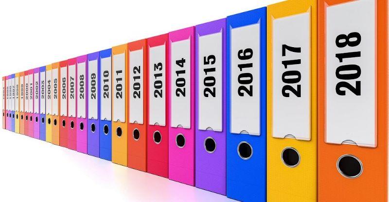 Archivio dati di spese e consumi