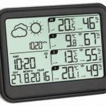 Stazioni meteo: come controllare la temperatura in casa