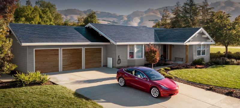 Tesla Solar Roof, il tetto solare di Tesla